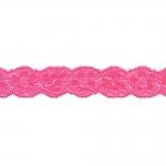 Кружево эластичное, 2,5 cm