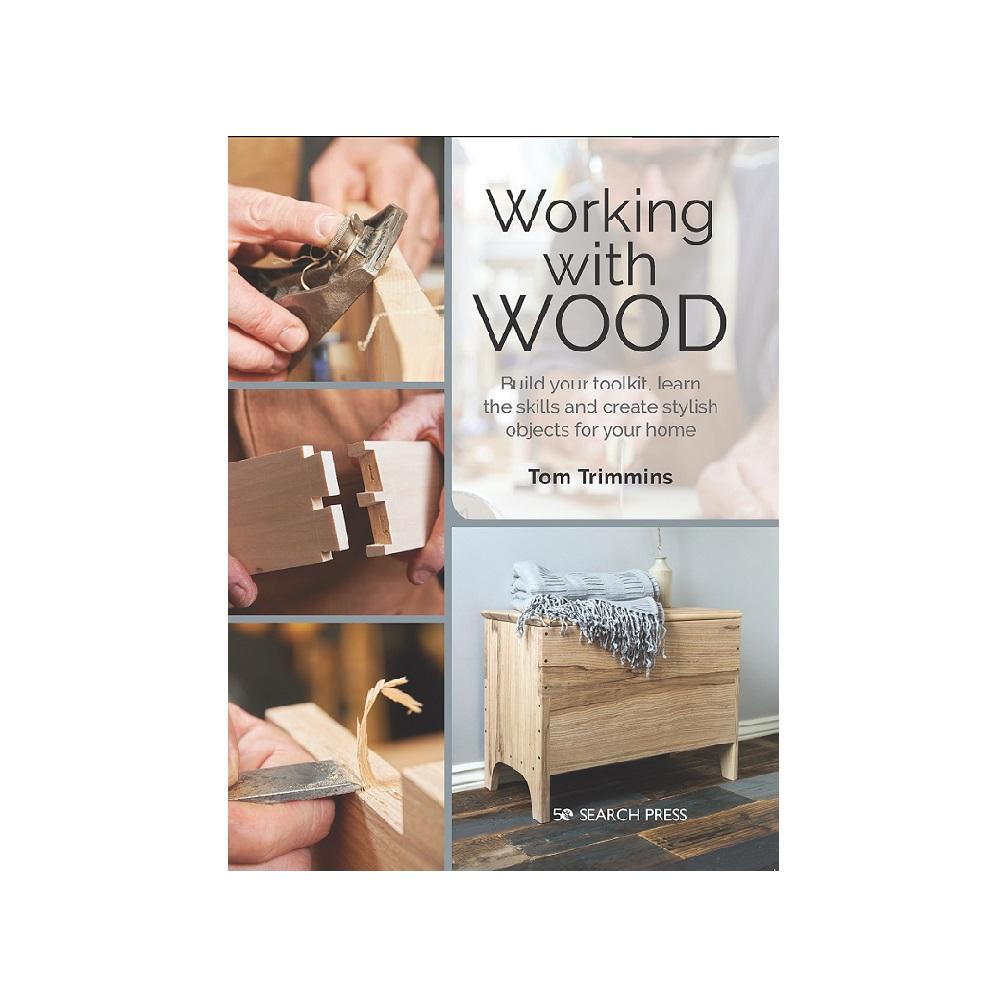 Raamat `Working with Wood`