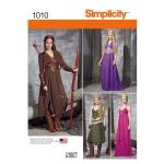 Naiste fantaasiariietus, Simplicity Pattern #1010