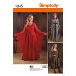Naiste fantaasiariietus, Simplicity Pattern #1045