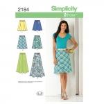 Naiste seelikud, Simplicity Pattern #2184