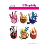 Craft, Sizes: OS (ONE SIZE), Simplicity Pattern #2450