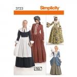 Naiste kostüümid, Simplicity Pattern #3723