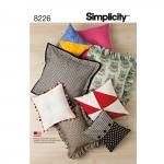 Padjad kerge vaevaga, Simplicity Pattern #8226