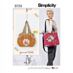 Gertrude Made kotid, Simplicity Pattern #8709