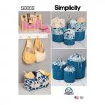 Panipaigad, Simplicity Pattern #S8859