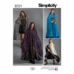 Naiste keebid, Simplicity Pattern #8721