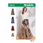 Naiste seelikud, Simplicity Pattern #S8923