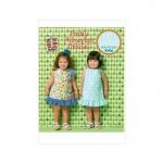 Toddlers` Dresses, Kwik Sew K0169