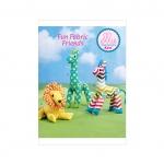 Stuffed Toys, Kwik Sew K0211