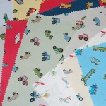 Kangaruutude komplektid lapitehnikaks, Small Things On The Move Charming Squares, 13 cm x 13 cm ( 5` x 5`)
