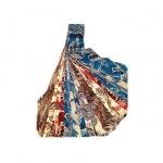 Kangaribade komplektid lapitehnikaks, Mini Jelly Rolls Strippers, Freedom, 6 cm x 108 cm