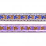 Jacquard ribbon, 2 cm