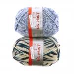 Lanka Big Print Wool, Schoeller+Stahl (Germany)