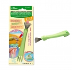 Huovutustykalu värien sekoitukseen, kiinni pitämiseen ja tukiharjan puhdistamiseksi Clover 8919
