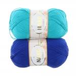 Пряжа для вязания из 100% хлопока, Solare, Nako