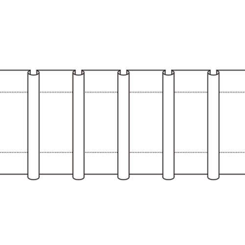 Verhonauha tarranauhalle (loop tape) 49 mm, 8441.702.49