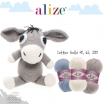 Puuvillasisaldusega pehme lõng Cotton Gold firmalt Alize / Alize
