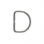 Полукольцо, D-образное кольцо, подходит для тесьма 15мм-18мм