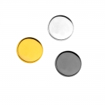 Metal Buttons 16mm/28L