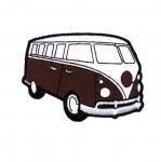 Triigitav Aplikatsioon; Volkswagen minibuss / 9,5 x 6,5cm