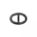 Metal triglide buckle 32x22 mm for belt width 12 mm