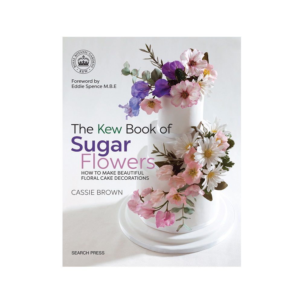 "Raamat ""The Kew Book of Sugar Flowers"""