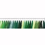 Masintikkimisniit Shanfa 3000y - värvivalik 5 rohekad toonid