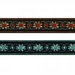 Lilleõitega dekoratiivpael laiusega 26 mm, Art. 4070L