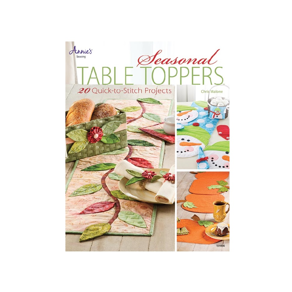 Raamat `Seasonal Table Toppers`