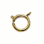 Spring Ring Clasp / 12mm