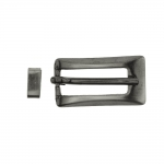 Metal buckle, 35x19 mm for belt width 10 mm