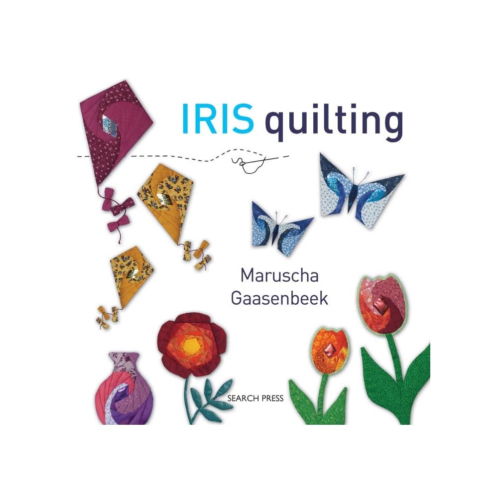 """Raamat """"Iris Quilting"""""""