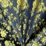 Kauniläikeline, pidulik, luksuslik lillemustriga kostüümikangas, Žakard, 138cm, 17251/199746/47/11