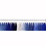 Masintikkimisniit Shanfa 3000y - värvivalik 6 sinakad toonid