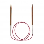 Circular Knitting Needles Symfonie Wood, 80 cm, KnitPro