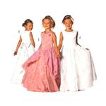 Printsessi kleit 92 - 128cm / Dress Burda 9517