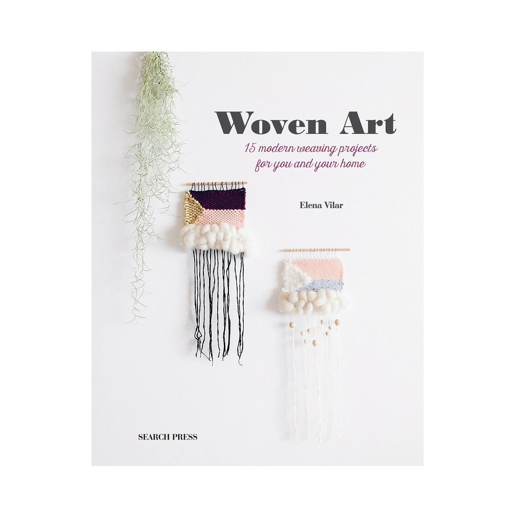 Raamat `Woven Art`