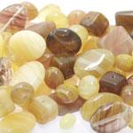 Pärlisegu Beežides toonides eri suurusega  pärlitest 5-20mm, 100/50g pakk
