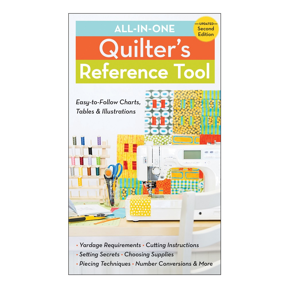 "Raamat ""All-In-One Quilter`s Reference Tool (2nd edition)"""
