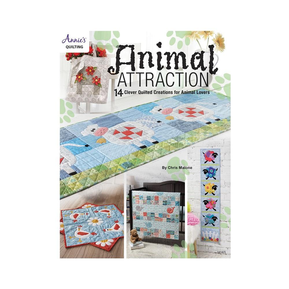 """Raamat """"Animal Attraction"""""""