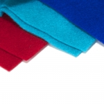 Nonwoven Craft Felt Fabric, thickness 1,7mm, 1m x 0,93m