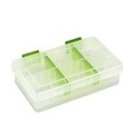 12 Compartment Adjustable Storage Box / 20,3 x 12,7 x 3,8cm / JA-BOX5