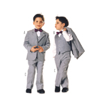 Ülikond 98 - 134cm / Suit Burda 9781