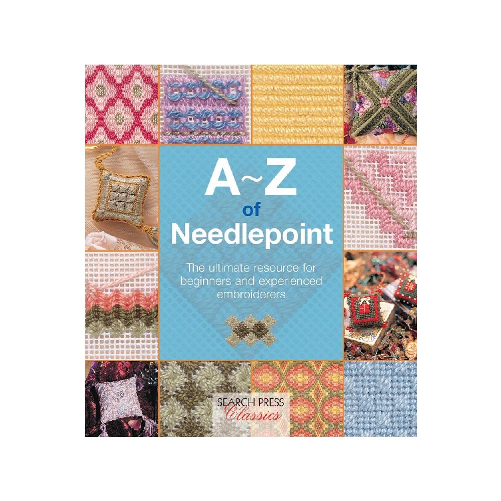 Raamat `A-Z of Needlepoint`