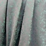 Sissekootud mustriga (jacquard) elegantne kunstsiidist kangas Art.620134