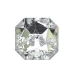 Kandiline kristallilaadne akrüülnööp 22mm, 34L