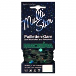 Multi Star Monofilament Yarn / Pailletsnor
