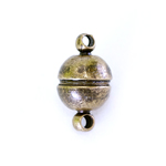 Magnetkinnis / Spherical Magnetic Clasp / 15 x 8mm
