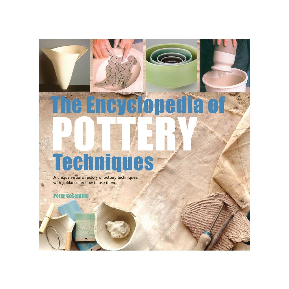 Raamat `The Encyclopedia of Pottery Techniques`